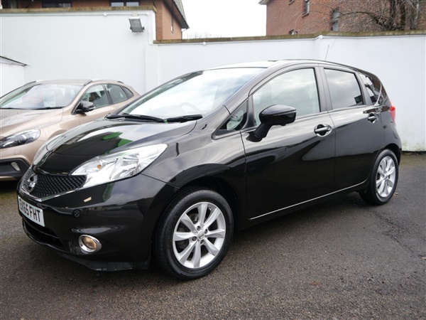Nissan Note 1.2 DiG-S Tekna 5dr Auto  Miles 30 Road Tax