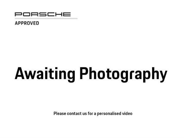 Porsche 911 Turbo Coupe PDK Auto