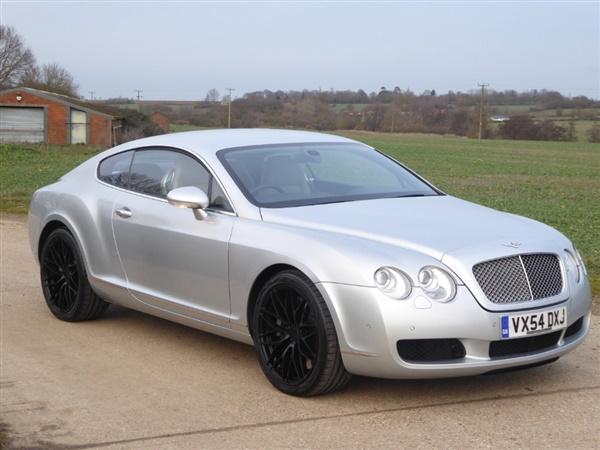 Bentley Continental GT Auto