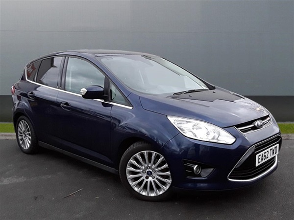 Ford C-Max 1.6 EcoBoost Titanium 5dr [Start Stop]
