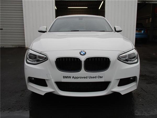 BMW 1 Series 120d M Sport 5dr