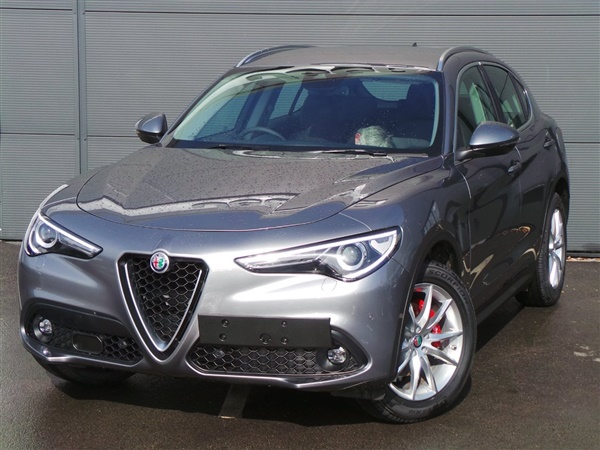 Alfa Romeo Stelvio 2.0 Turbo 280 Speciale 5dr Auto Estate
