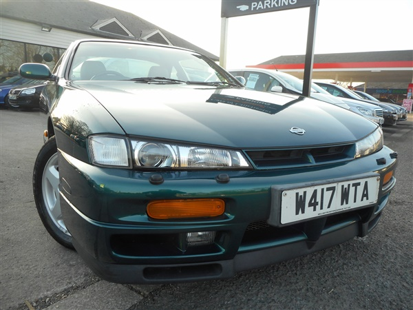 Nissan 200SX Sv Turbo Touring Manual only 2 owners