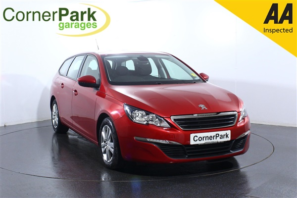 Peugeot 308 BLUE HDI SW ACTIVE