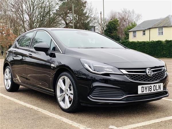 Vauxhall Astra 1.4 I 16V TURBO SRI VX LINE NAV 5DR   7.9%