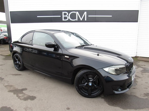 BMW 1 Series d Exclusive Edition 2dr Auto