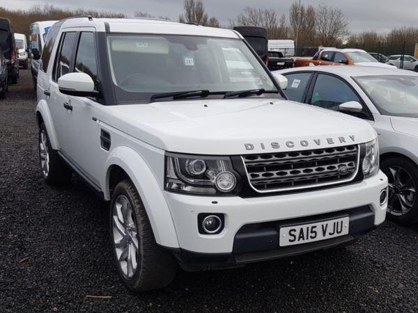Land Rover Discovery 3.0 SDV6 SE Tech 5dr Auto Estate