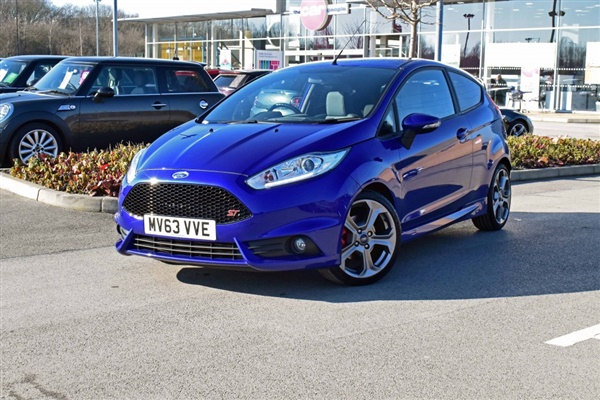 Ford Fiesta Ford Fiesta 1.6 EcoBoost ST-2 3dr