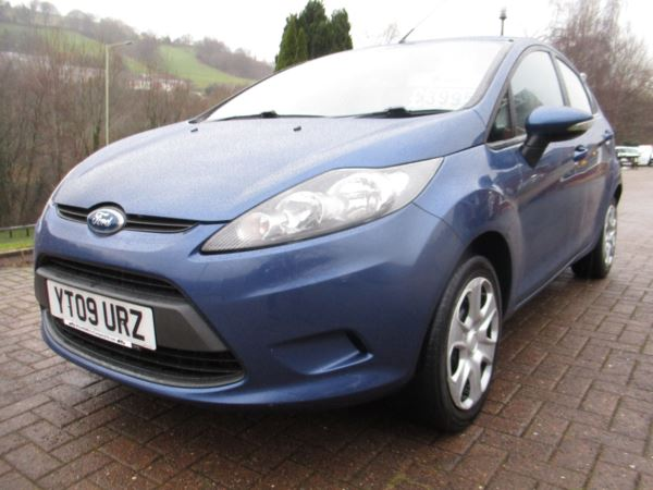 Ford Fiesta Style Plus 5dr