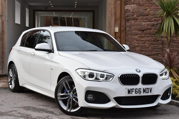 BMW 1 Series d M Sport Sports Hatch (s/s) 5dr