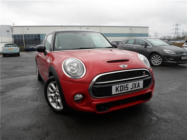 Mini Hatch 2.0 Cooper S D 5dr