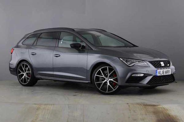 SEAT Leon 2.0 TSI Carbon Edition 5dr DSG 4Drive Auto Estate