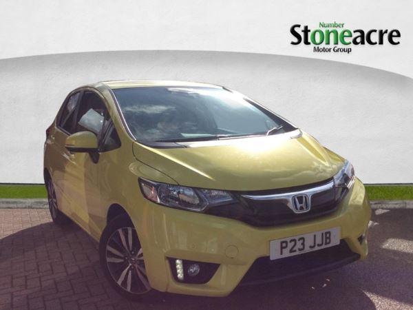 Honda Jazz 1.3 i-VTEC EX Hatchback 5dr Petrol Manual (s/s)