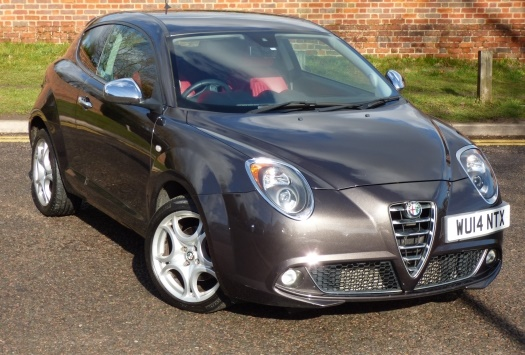 Alfa Romeo Mito DISTINCTIVE  BHP 6 SPEED MANUAL