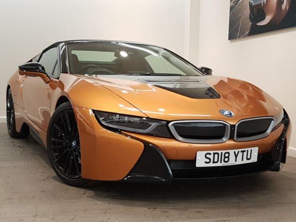 BMW i8 2dr Auto Convertible