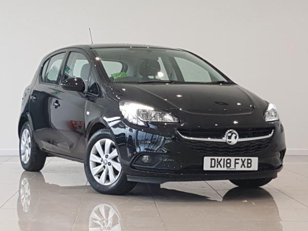 Vauxhall Corsa Hatchback ] Design 5dr