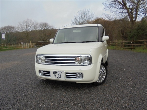 Nissan Cube Cube 1.5 Axis By Autech dr Estate
