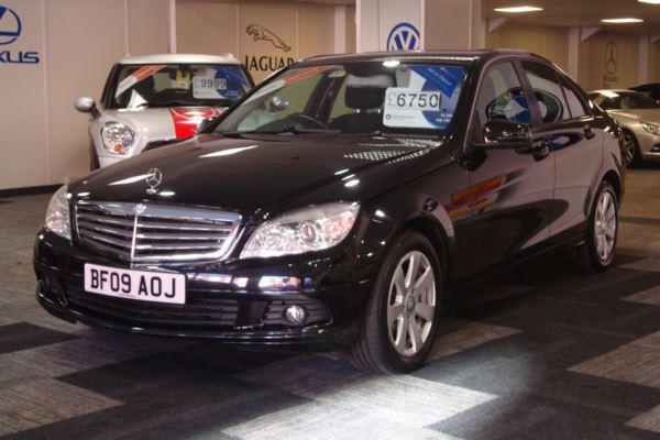 Mercedes-Benz C Class C220 CDI SE Auto/LOW LOW MILES/SERVICE