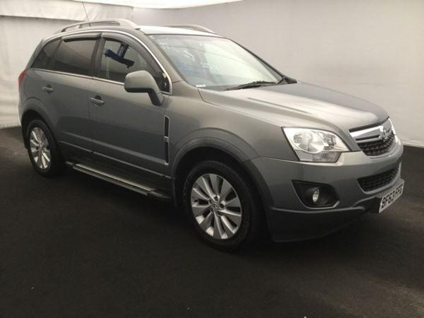 Vauxhall Antara 2.2 CDTi WD Exclusiv 5dr TURBO DIESEL