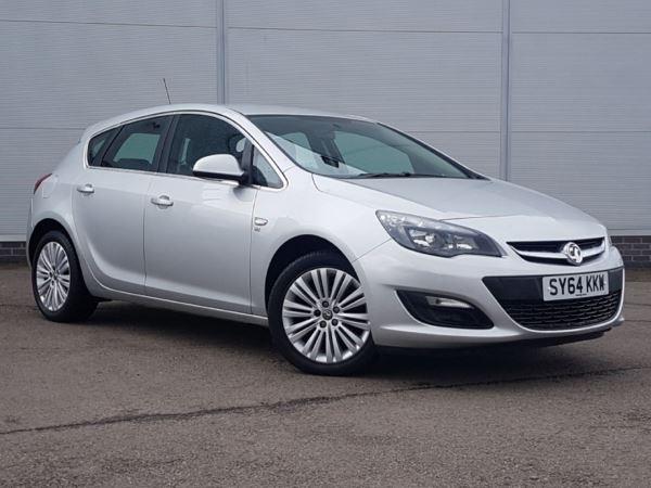 Vauxhall Astra 1.4i 16V Excite 5dr