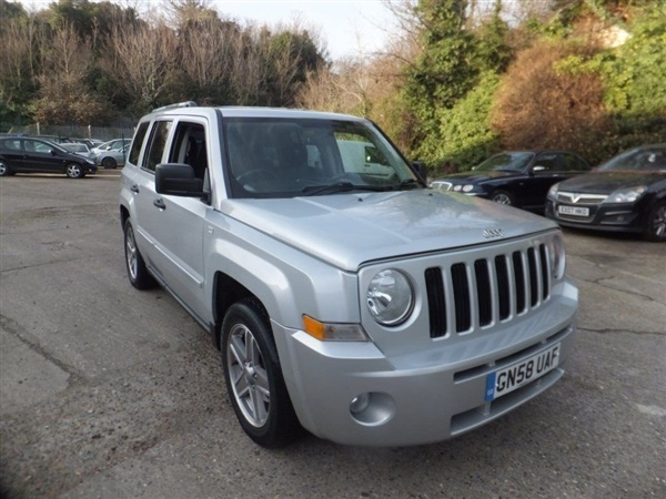 Jeep Patriot Limited 5dr Auto