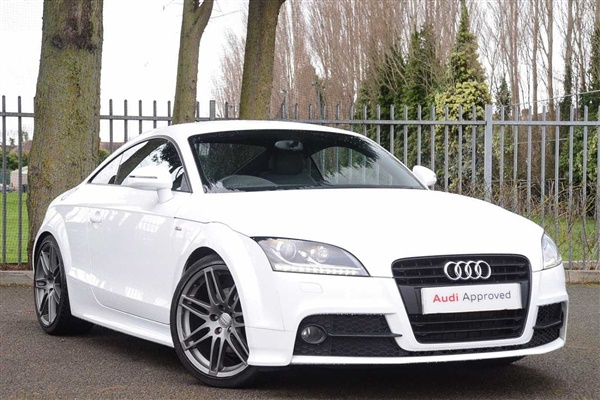 Audi TT Special Editions 2.0T FSI Black Edition 2dr