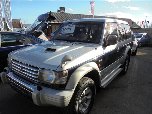 Mitsubishi L200 !!! lovely condition inside & out !!!