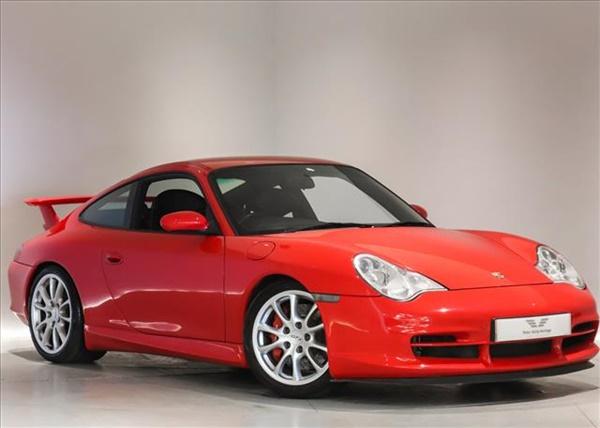 Porsche 911 GT3 2dr