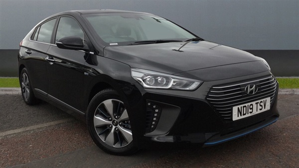 Hyundai Ioniq 1.6 GDi Plug-in Hybrid Premium 5dr DCT Auto
