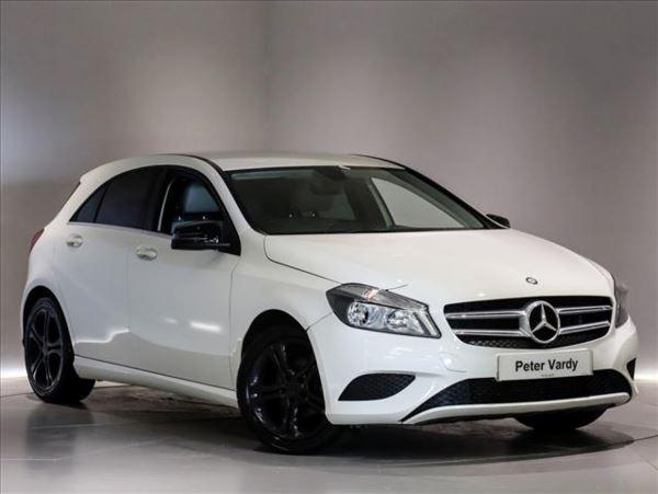Mercedes-Benz A Class A180 CDI Sport Edition 5dr