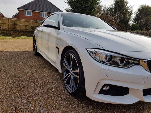 BMW 420D M SPORT PLUS