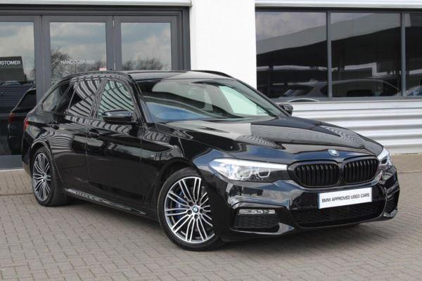 BMW 5 Series 540i xDrive M Sport Touring Auto Estate