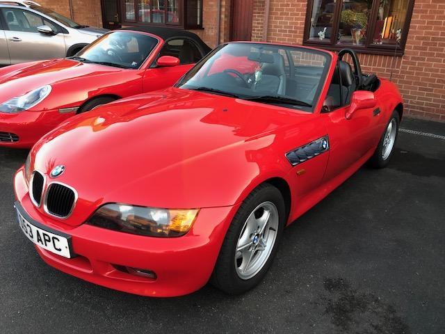 BMW Z, Automatic, k Original Miles