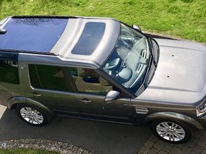 Land Rover Discovery HSE k miles in Bristol  