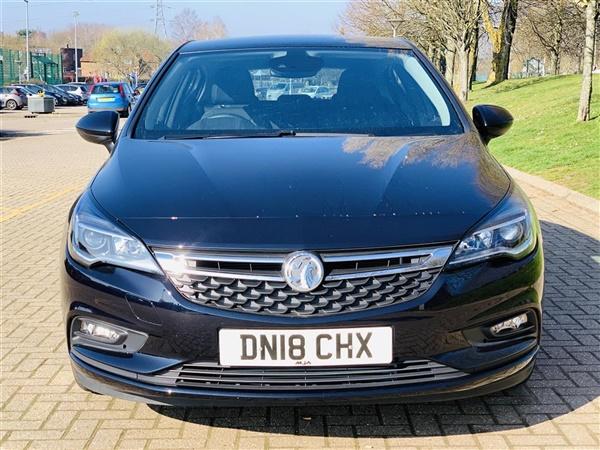 Vauxhall Astra 1.0 I TURBO ECOTEC SRI NAV (S/S) 5DR SAFETY
