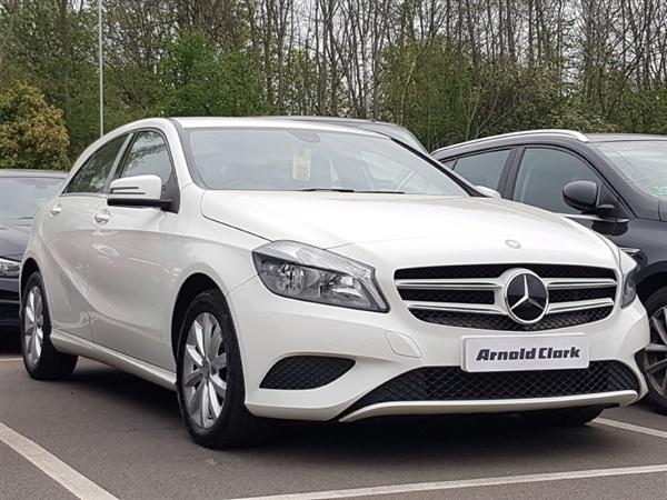 Mercedes-Benz A Class A180 CDI BlueEFFICIENCY SE 5dr
