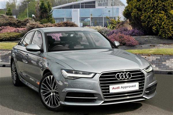 Audi A6 S line 2.0 TDI ultra 190 PS 6 speed