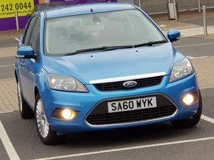 Ford Focus TITANIUM 1.6 TDCI *CAMBELT DONE* *KEYLESS ENTRY,