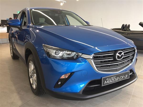Mazda CX-3 2.0 SE-L Nav + 5dr Auto