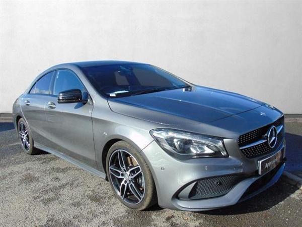 Mercedes-Benz CLA Class CLA 200d AMG Line 4dr