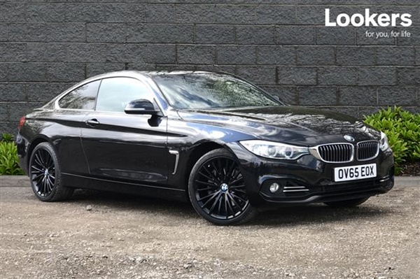 BMW 4 Series 435D Xdrive Luxury 2Dr Auto
