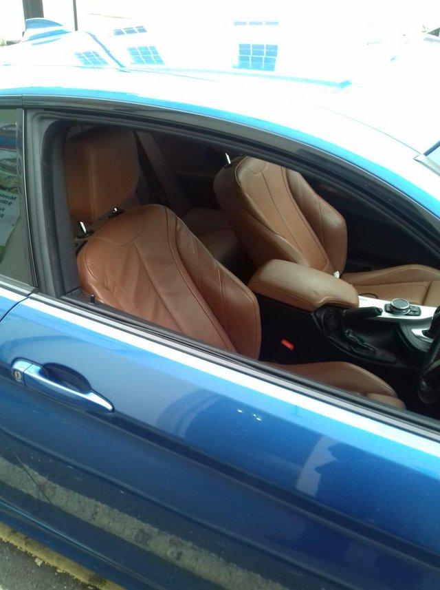BMW 420D M Sport Auto DSG