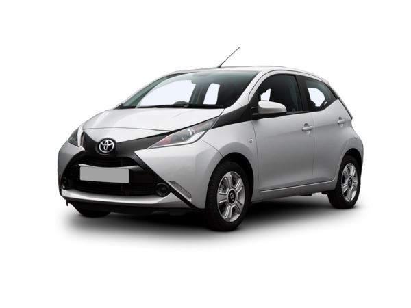 Toyota AYGO 1.0 VVT-i X-Clusiv 3 TSS 5dr Hatchback