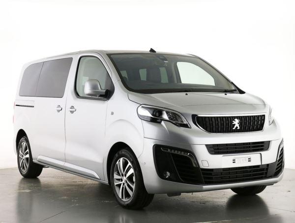Peugeot Traveller 2.0 BlueHDi 180 Allure Standard [8 Seat]