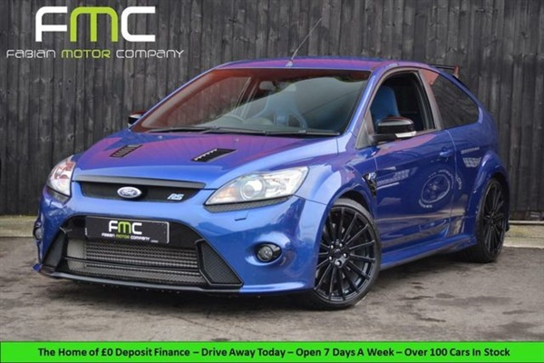 Ford Focus 2.5 RS 3d 300 BHP