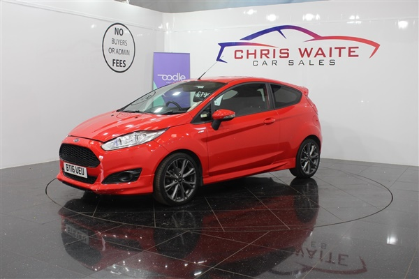 Ford Fiesta Hatch 3Dr 1.0T EcoB 125 SS ST-Line 5