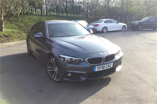 BMW 4 Series 420i xDrive M Sport 5dr Auto [Professional