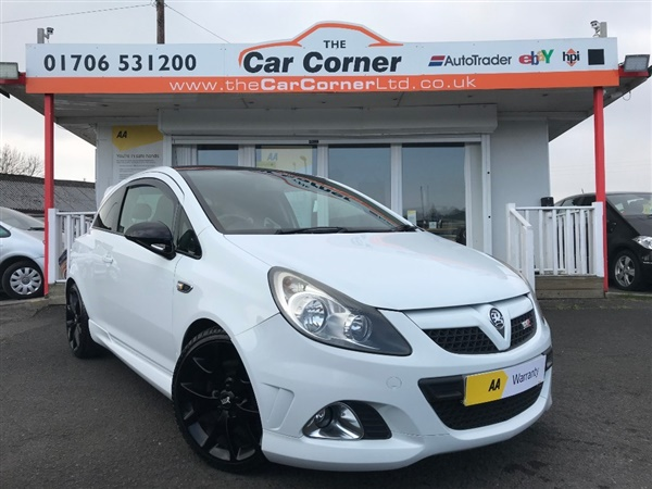 Vauxhall Corsa VXR ARCTIC EDITION Used cars Rochdale,
