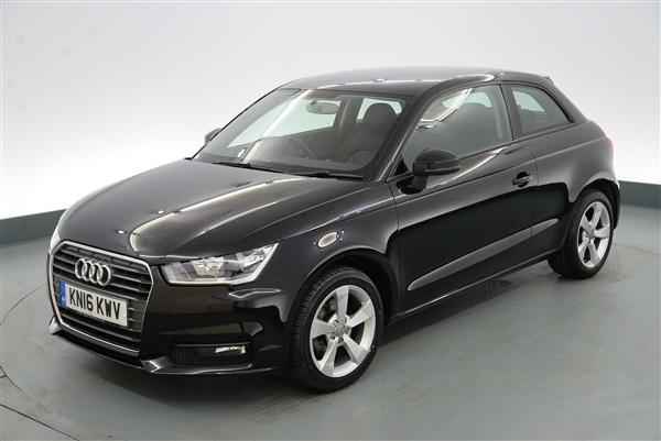 Audi A1 1.6 TDI Sport 3dr - BLUETOOTH AUDIO - DAB/CD/USB/SD