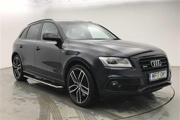 Audi Q5 Special Editions SQ5 Plus Quattro Special Edition